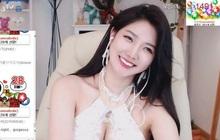 Bá đạo như cô nàng streamer xinh đẹp, chỉ lên sóng ngồi cười cũng nhận hơn 2 tỷ tiền donate mỗi tháng