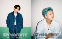 """BTS cực """"soái"""" trong bộ ảnh teaser đầu tiên trước thềm comeback, nhưng fan… """"giận tím người"""" vì bị RM """"bẻ lái"""" với màu tóc đến 3 lần!"""