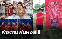 Thái Lan: Bố vợ chơi khăm, bắt con rể fan MU ăn mừng chức vô địch của đối thủ truyền kiếp mới cho cưới