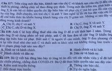 Đề GDCD có câu hỏi ra đáp án chưa chặt chẽ, Bộ GD-ĐT nói gì?