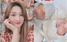"""""""Bà mẹ trẻ nhất Kpop"""" Yulhee tiết lộ thông tin xót xa về chuyện lâm bồn tuổi 22: Sinh non con trai, con gái bị bệnh"""