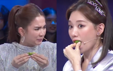Màn ăn chanh của dàn mỹ nhân Vbiz đang viral: ai cũng nhăn nhó nhưng Hari Won lại có phản ứng khác lạ gây choáng