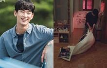 """""""Thánh soi"""" phát hiện anh điều dưỡng Kim Soo Hyun giản dị nhưng vẫn biết dùng nước xịt thơm quần áo để quyến rũ người đẹp"""