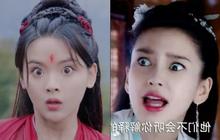 """Dương Siêu Việt leo hot search vì màn trợn mắt """"muốn lọt con ngươi"""", Angela Baby - Trịnh Sảng bỗng được triệu hồi"""