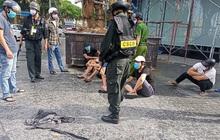 """Ngăn chặn kịp thời nhóm thanh niên vác đao đi """"hỗn chiến"""" ở Đà Nẵng"""