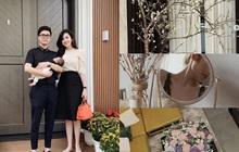 """Hé lộ cuộc sống """"chanh sả"""" của Á hậu Tú Anh sau khi lấy chồng thiếu gia: Hàng hiệu xa xỉ, nhà cao cửa rộng"""
