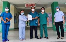 """Thêm 1 bệnh nhân Covid-19 ở Đà Nẵng được xuất viện: """"Ngày mà tôi mong mỏi nhất cũng đã đến"""""""