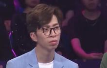 """Dân tình """"đào"""" lại clip ViruSs ngồi nghe Trấn Thành nói về kiểu đàn ông tham lam không thừa nhận mối quan hệ khi yêu"""