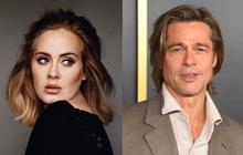 """Rộ tin Brad Pitt và Adele hẹn hò, có """"hint"""" yêu đương ngay từ khi nam tài tử vừa chia tay Angelina Jolie?"""