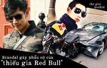 """Vụ án quá nhiều """"twist"""" của thiếu gia thừa kế gia tộc Red Bull: Chiếc siêu xe oan nghiệt và scandal gây chấn động cả xã hội Thái Lan"""