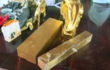 """Cận cảnh 27 tấn vàng giả của """"nữ quái"""" thuê đúc để lừa chiếm tiền tỷ"""