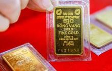 """Giá vàng giảm tiếp, """"bay"""" gần 3 triệu đồng/lượng sau một đêm"""