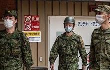 Báo động đỏ lây nhiễm virus SARS-CoV-2 trong quân đội Nhật Bản
