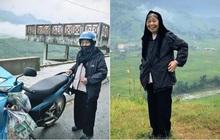 """90 tuổi vẫn """"phượt"""" lên Sapa bằng xe máy, cụ bà """"siêu chất"""" khiến cộng đồng mạng trầm trồ thán phục"""