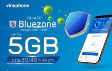 Các nhà mạng tặng data cho thuê bao cài đặt Bluezone