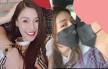 """Quế Vân công khai hôn bạn trai cực tình nhưng vẫn nhất quyết giấu mặt, netizen tò mò """"Người ấy là ai?"""""""
