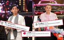 """Dân mạng tràn vào phần thi của Ricky Star và đồng lòng nhắc tới Binz, xúc động trước câu nói """"cùng nhau làm nên lịch sử tại Rap Việt"""""""