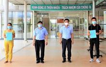 Tin vui: 2 bệnh nhân ở Quảng Nam khỏi Covid-19, được xuất viện sau 1 tuần điều trị
