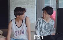 BTS khoe mặt mộc, tóc tai không thèm chải trong show thực tế mới
