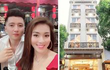"""""""Chi viện"""" cho người chồng bội bạc cả tỷ đồng không cần đòi lại, gia đình Âu Hà My thực sự rất giàu với cơ ngơi 2 khách sạn toàn ở vị trí đắc địa ngay trung tâm Hà Nội"""