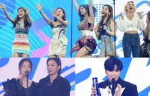 BTS giật giải Daesang duy nhất của Soribada Awards dù không tham dự; TWICE, Red Velvet và Kang Daniel chia đều các giải quan trọng còn lại