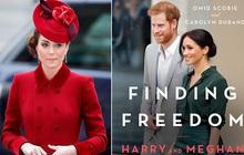 Sách viết về vợ chồng Meghan Markle và mâu thuẫn nội bộ Hoàng gia Anh vừa ra mắt đã bị bắt lỗi đưa trích dẫn sai ngay trang mở đầu