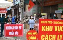 Dịch Covid-19 ngày 13/8: Thêm 3 ca mắc mới COVID-19, có 2 ca tại Quảng Nam, Việt Nam có 883 bệnh nhân