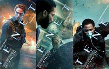 Tenet tung bộ 12 poster siêu ngầu, hé lộ nội dung kỳ ảo cực hấp dẫn
