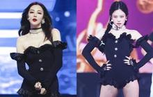 """""""Song Hye Kyo Trung Quốc"""" leo thẳng lên top tìm kiếm Weibo vì body như búp bê Barbie, """"chặt đẹp"""" cả Jennie"""