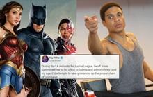 Diễn viên tố DC đe dọa sự nghiệp, Justice League lại tiếp diễn liên hoàn drama
