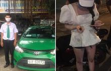 """TP.HCM: Cô gái bị thanh niên đi SH giật dây chuyền, tài xế taxi """"tung cước"""" hạ gục tên cướp"""