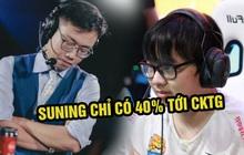"""BLV Hoàng Luân: """"Suning và SofM chỉ có 40% cơ hội đi CKTG, không hề cao chút nào"""""""