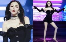 """""""Song Hye Kyo Trung Quốc"""" gây choáng toàn tập với body chấp cả idol Kpop, tìm hiểu kỹ mới biết đây là mẹ bỉm U35 có 2 con"""