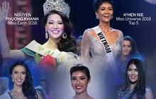 Missosology công bố top 5 thành tích khủng nhất của nhan sắc Việt thập kỷ qua: Cứ đà này sẽ sớm thành cường quốc nhan sắc!