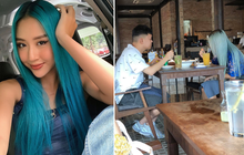 """Nam Phùng bị bắt gặp hẹn hò cùng Quỳnh Anh Shyn, nhưng lại than trên mạng """"anh làm gì có ai lấy"""""""
