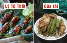Học Lý Tử Thất làm món ăn kiểu Trung nhưng cô gái Việt thất bại thảm hại