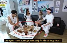 """Các fan tròn mắt trước những """"tân binh"""" liều lĩnh nhất Kpop: Ăn thịt nướng trước mặt """"tiền bối"""" lại còn lớn giọng khoe giàu?"""