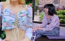 Phục Lisa sát đất: Cố tình mặc ngược crop top để ra kiểu áo mới kín đáo hơn nhưng vẫn xinh hết nấc