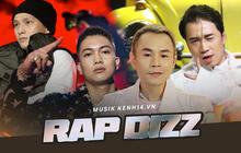 """Binz từng """"đụng chạm"""" Sơn Tùng M-TP, Rhymastic tung loạt track nhắm thẳng B Ray nhưng không gắt bằng Karik """"rap diss"""" cả showbiz Việt"""