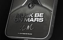 Phiên bản iPhone 12 Pro siêu đẹp dành cho fan của Elon Musk có giá hơn 115 triệu đồng