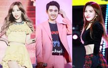 """Hội idol """"bé hạt tiêu"""" nhưng hát siêu hay: Taeyeon, Wendy """"nhỏ mà có võ""""; nam idol """"nấm lùn"""" nhất Kpop giỏi cả ca hát lẫn sáng tác"""