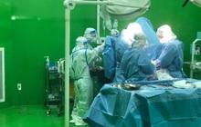 Tin vui: Sản phụ là bệnh nhân Covid-19 ở Đà Nẵng vừa được mổ bắt con thành công