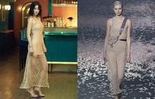 """Từ 1 năm trước Seo Ye Ji đã mặc đẹp xuất sắc, diện váy xuyên thấu sexy """"chặt đẹp"""" người mẫu của Dior"""