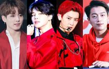30 nam idol hot nhất hiện nay: BTS - EXO cạnh tranh khốc liệt vì comeback, 2 nam thần Gen 2 bất ngờ lộ diện giữa đàn em