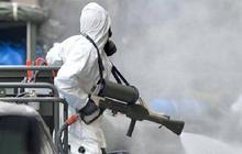 """Nhóm chuyên gia chống nhiễm khuẩn """"hiến kế"""" phương pháp phun thuốc diệt khuẩn Covid-19 tránh ảnh hưởng đến môi trường, sức khỏe"""