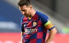 Barca 2-8 Bayern: Cơn ác mộng kinh hoàng của Messi và đồng đội
