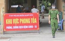 Đà Nẵng tiếp tục cách ly hàng loạt tổ dân phố, khu dân cư