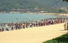 Chấm dứt thu phí đối với tổ chức, cá nhân vui chơi tại bãi biển Quy Nhơn