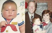"""Bé trai lọt lòng với cân nặng 7,4kg từng khiến nước Mỹ """"phát cuồng"""" săn đón trong hơn 3 thập kỷ giờ ra sao?"""