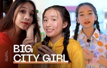 """Jenny Huỳnh - Trang Vy - Thiên Thư: Cuộc sống đời thực của các """"big city girl"""" học cấp 2 xịn sò như trong phim"""